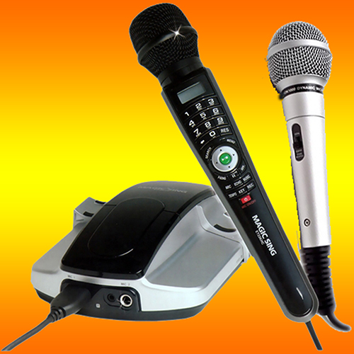 how to fix magic sing microphone